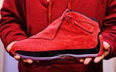 air jordan 18 toro red wine