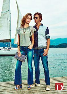 Destroy Jeans | Summer 2015 | Verão 2015 | camisa masculina; calça jeans masculina; blusa feminina; calça jeans feminina; jeanswear.