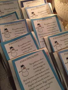 Lumiukkosoppa: piparminttukeppi, vaahtokarkit, kaakaojauhe Bullet Journal, Cover, Bakery, Christmas, Xmas, Navidad, Noel, Natal, Kerst