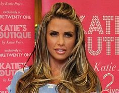 Katie Price Waves Goodbye To Her Beloved Hair Extensions! - So Sue Me