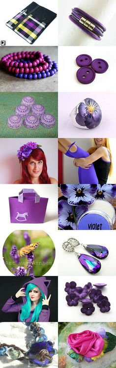 february purple gifts by Irene Vogt on Etsy--Pinned with TreasuryPin.com