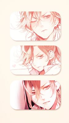 Read ~ 52 ~ from the story Wallpapers Diabolik Lovers © Completo. by _-Mxnsttxr-_ (chuchi / hiatus) with 392 reads. Anime Couples Manga, Cute Anime Couples, Anime Kiss, Anime Art, Diabolik Lovers Yuma, Mukami Brothers, Diabolik Lovers Wallpaper, Shugo Chara, Ayato