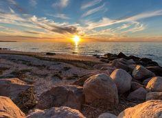 "David Arteaga ""Reeves Beach"" July Photography 1st Place"