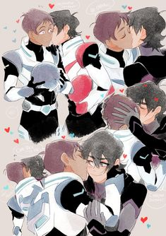Basically, I will post pictures and comics about Klance (aka my favorite shipping in the series) from Netflix Voltron. I do not own Voltron, its characters and. Voltron Klance, Form Voltron, Voltron Ships, Klance Cute, Yuri, Keith Lance, Keith Kogane, Shonen Ai, Emo