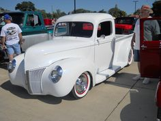 40 Ford truck