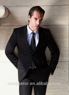 Latest suit styles for men made to measure suits for men,Italian style men's business suits, made of 100% wool