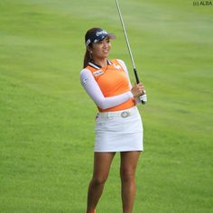 Golf it not just an activity. Now that golf has changed into Golf Attire, Golf Outfit, Girls Golf, Ladies Golf, Lpga Golf, Golf Wear, Shorty, Golf Fashion, Korean Women