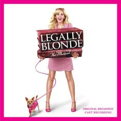 Legally Blonde the Musical..saw 6-7 times, including closing night. Laura Bell Bundy is hands down the best Elle.