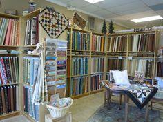 Beth Sidley, Owner of Park Bench Designs, Cottonpicker's Quilt ... : cottonpickers quilt shop - Adamdwight.com
