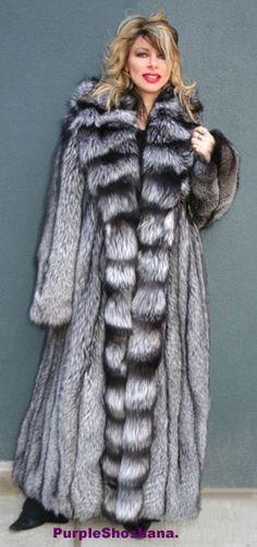 c5175d2604 women s fashion fox fur coat Fabulous Furs