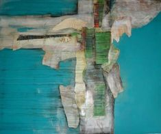Fragments I - http://www.contemporary-artists.co.uk/paintings/fragmants-i/