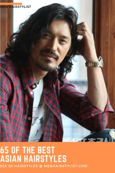 If you& Asian and have long hair, you already look amazing! You can add a goatee and mustache for a more masculine and dominant look. Korean Celebrities, Korean Actors, Asian Actors, Oh Ji Ho, Lomg Hair, Asian Men Long Hair, Asian Men Hairstyle, Asian Hairstyles, Weave Hairstyles