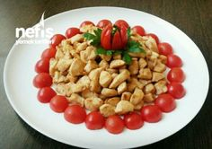 Lokum Tavuk Göğsü (soslu)