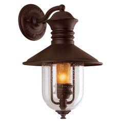 Troy Lighting 16-Inch Outdoor Wall Light B9360NB