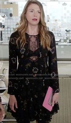 867820d0 Liza Miller Younger outfit New Girl Outfits, School Outfits, Casual  Outfits, Thai Dress