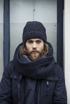 ... FW15 16 MENS COLLECTION    knitwear  wool  menswear  mensstyle  collar   scarf  snood  fall  winter  ootd  fashion  cold  coat  streetstyle  knit   beanie ... 218d516ada2c