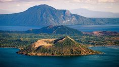 With islands in the Philippines, how do you pick? We asked 30 travel experts their favorite Phillippines places to make our list of best tourist spots Volcano Pictures, Taal Volcano, Iloilo City, Tourist Spots, Philippines Travel, Palawan, Nature Images, Forensics, Travel Pictures
