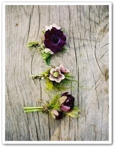 tiny bouquet.