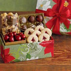 Holiday Sweet Treats ITEM  W-19329X @ Harry&David $25