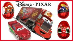Kinder Surprise Surprise Eggs Disney Pixar Cars 2 Киндер Сюрпризы Тачки #Disney #Pixar #Cars #DisneyPixar #DisneyPixarCars