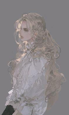 Anime Art Girl, Manga Art, Pretty Art, Cute Art, Arte Indie, Fantasy Art Men, Handsome Anime, Boy Art, Character Design Inspiration
