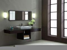 fotos+baños+modernos+color+marron.jpg (640×479)