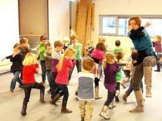 Gratis lesidee met muziek en dans bij Elmer