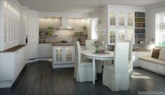 Норвежский стиль кухни | Дизайн интерьера кухни | Фотогалерея ремонта и дизайна | Школа ремонта. Ремонт своими руками. Советы профессионалов