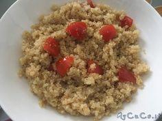 Quinoa cotta al vapore con Cuisine e i-Companion Moulinex con datterini, origano e olio evo - http://www.mycuco.it/cuisine-companion-moulinex/ricette/quinoa-cotta-al-vapore-con-cuisine-e-i-companion-moulinex-con-datterini-origano-e-olio-evo/?utm_source=PN&utm_medium=Pinterest&utm_campaign=SNAP%2Bfrom%2BMy+CuCo