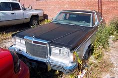Back Row Classic: 1980 Lincoln Versailles – Mixed Messages Back Row, Lincoln Mercury, Old Fords, First Car, Ford Motor Company, Versailles, Vintage Cars, The Row, Messages