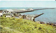 From an old postcard -Walton Pier