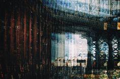 Manhattan Bridge by Carla DLM