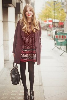 uk street style | Street Style Photoblog - Fashion Trends - Louise Kirby, London