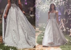 Коллекция 2018 Spring/Summer Couture Collection — Paolo Sebastian collaborating With Disney Evening Dresses, Prom Dresses, Formal Dresses, Paolo Sebastian Wedding Dress, Pretty Dresses, Beautiful Dresses, Wedding Dress Gallery, Glamour, Special Dresses
