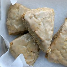 Maple Oat Scones - Starbucks Copycat Recipe by Martha H - Key Ingredient