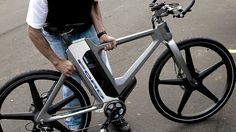 Ford MoDe:Flex eBike: La bicicleta eléctrica que complementa a tu coche - Neoteo