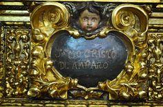 FOTOGRAFIAS DEL MUNDO: El Cristo del Amparo en la Iglesia de San Lorenzo ...