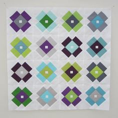 "This is fantastic! ""FTLOS Mini Quilt Front"" by Ali."