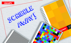 Nothing can take away the charm of scribbling on paper!  Buy notebooks here >> http://bit.ly/1NySgOq