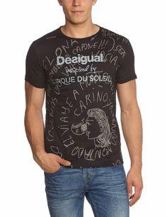 Desigual Men's LuzyaT-Shirt