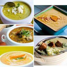 ¿Cómo te alimentas? La #DraPilarOchoa te recomienda estas recetas de sopas para que complementes una dieta saludable.