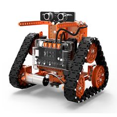 Shopping cheap WeeeMake DIY 6 In 1 WeeeBot Evolution Smart RC Robot Car Kit Programmable APP Control Educational Kit on RCbuying.com at discount. Rc Robot, Robot Kits, Smart Robot, Arduino, Ios, Bluetooth, Software, Belize, Puerto Rico