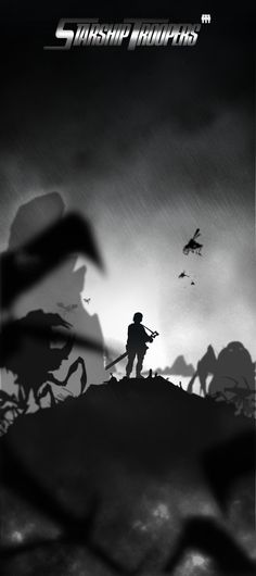 #photoshop - #starship_troopers #ombre