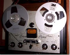 Reel to Reel Tape Recorder Manufacturers - Crown Audio, Inc. - Museum of Magnetic Sound Recording Crown Audio, Cassette Vhs, Cd Audio, Professional Audio, Tape Recorder, Museum, Hams, Studio, Retro