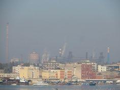 Taranto - Legambiente, «aria migliore non è ancora aria buona»