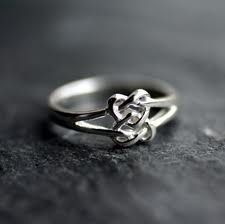 Celtic Lovers Knot Ring Meaning