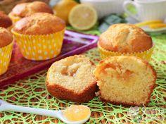 Ricetta per Muffin con Marmellata di Limoni