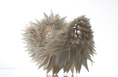 Jennifer Tetlow - Stone Sculpture Journal: Ceramic Sculpture