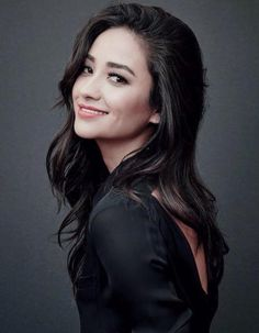 """f4178bd961903 dailyactress: """" Shay Mitchell – 2015 Summer TCA Tour Portrait Session for  Pretty Little Liars """""""