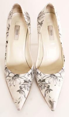 Zapatos de mujer - Womens Shoes - PRADA HEELS @Michelle Flynn Flynn Flynn Flynn Coleman-HERS